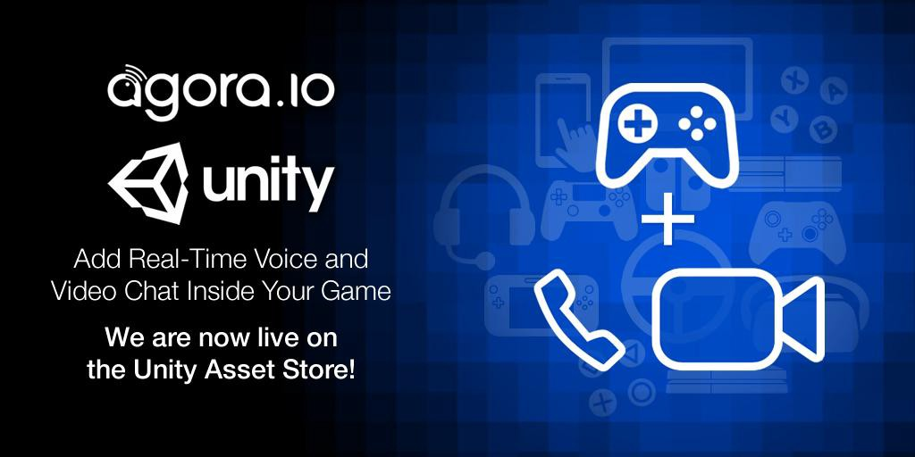 Agora io Now Brings Live Voice and Video Chat to Game