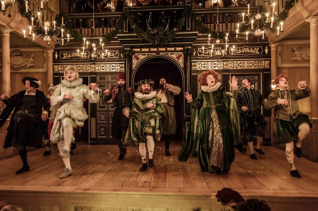 Christmas In England.Christmas In Elizabethan England Shakespeare S Globe Medium