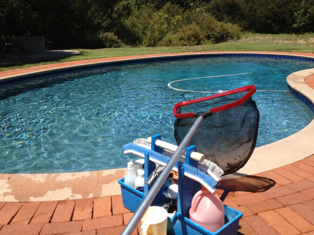 Maintain a sparkling clean swimming pool with Pool Cleaning ...