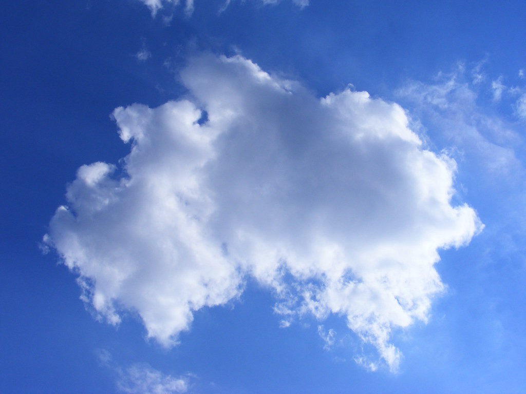 Photography Poem: I wandered lonely as a cloud