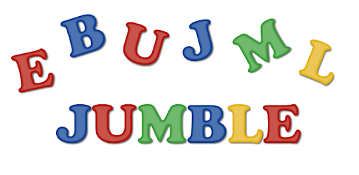 Jumbled Word Puzzle