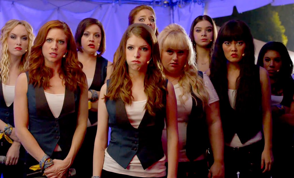Here's the thing: I want to like Pitch Perfect  - Victoria