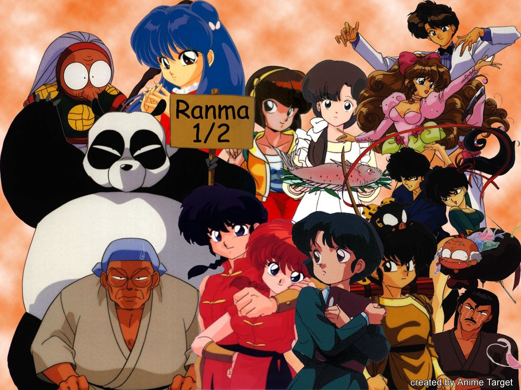 Boobs And Martial Art Fighting Anime Ranma 1 2 Isn T Just Misogynist It S Comedy Message To Ms Mensch By Block That Guy Medium