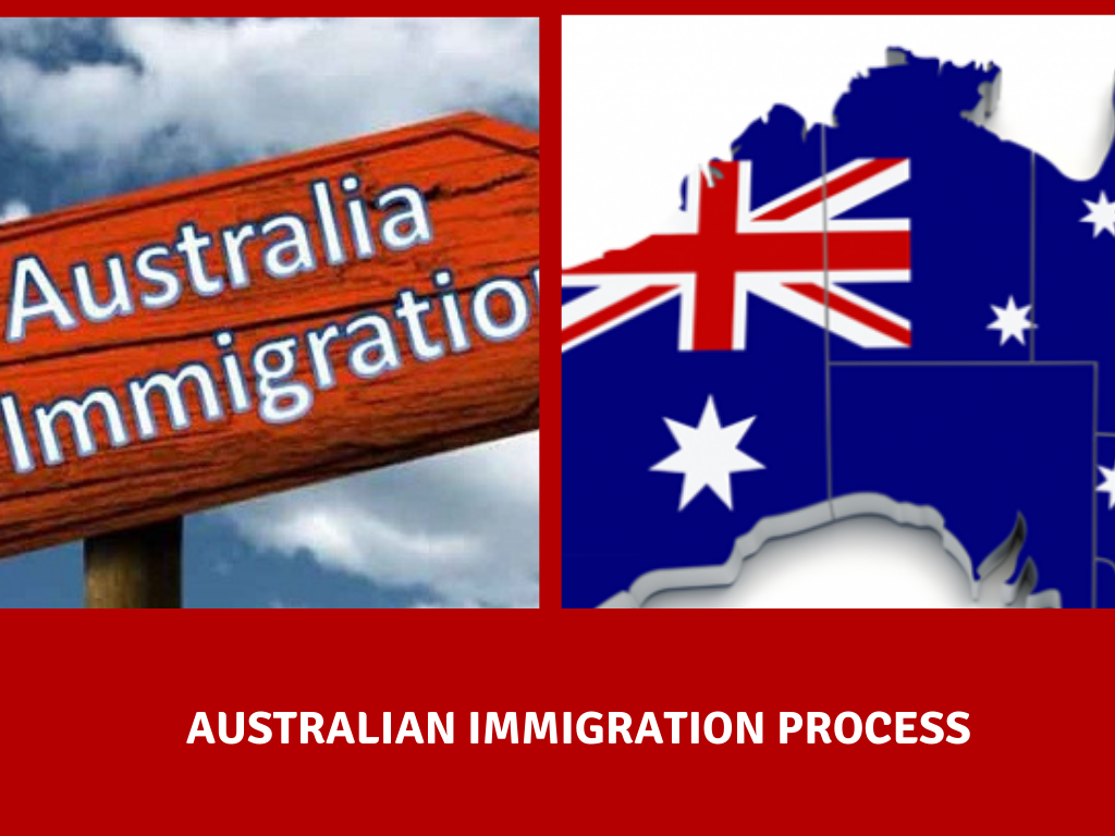 Fast immigration process for Australia