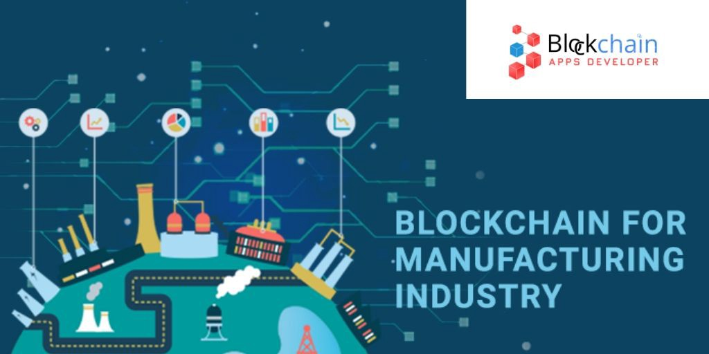 Blockchain Technology in Manufacturing Industry