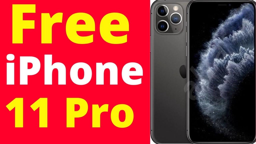 Free Iphone 11 Pro Gift Center