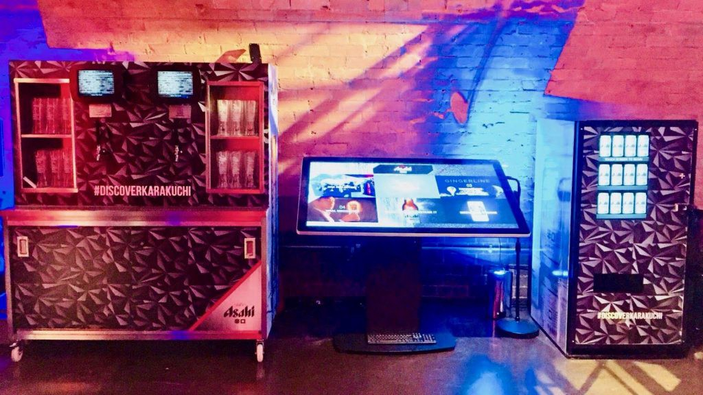 Bringing a Vintage Vending Machine Into the Modern Age with