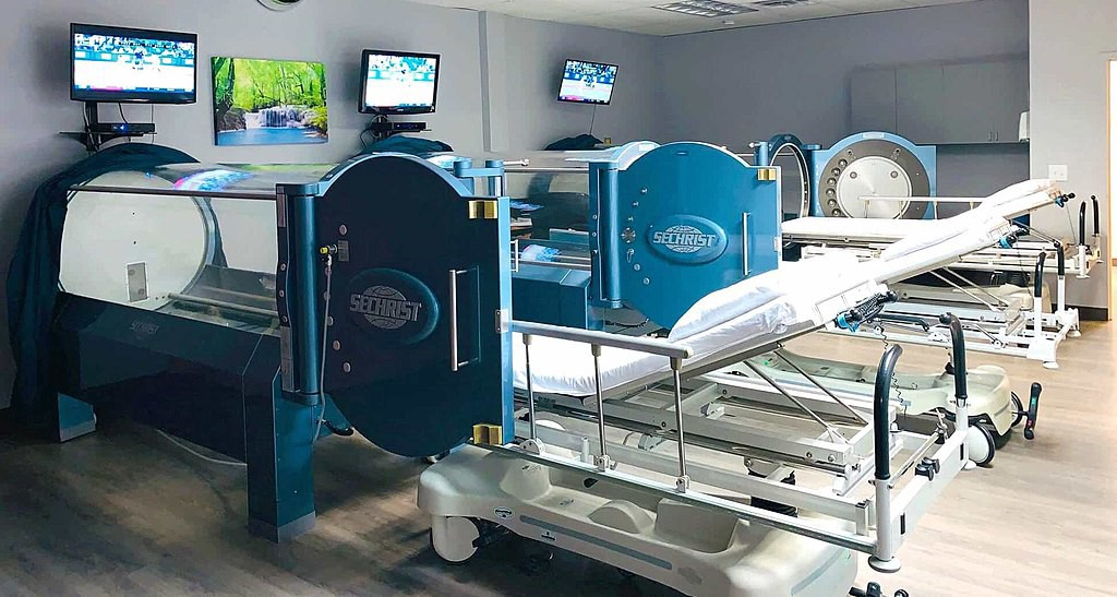 What Really Happens in a Hyperbaric Oxygen Chamber?