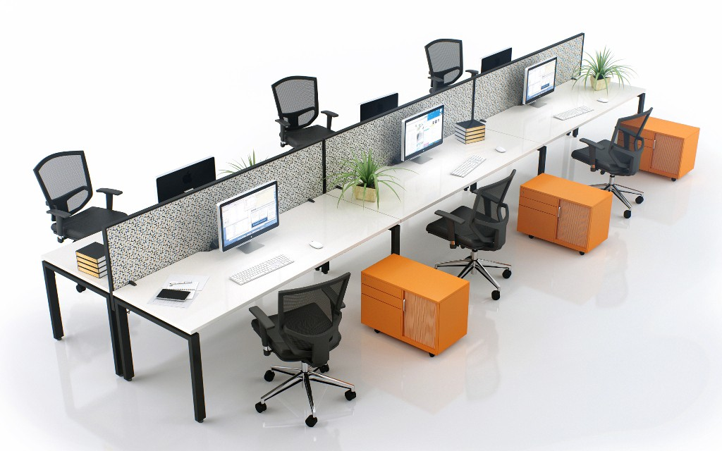 Modular Office Workstation At Best Price In India Sos