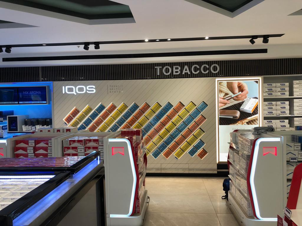 IQOS Heets Now Available in Beirut and Dubai Duty Free