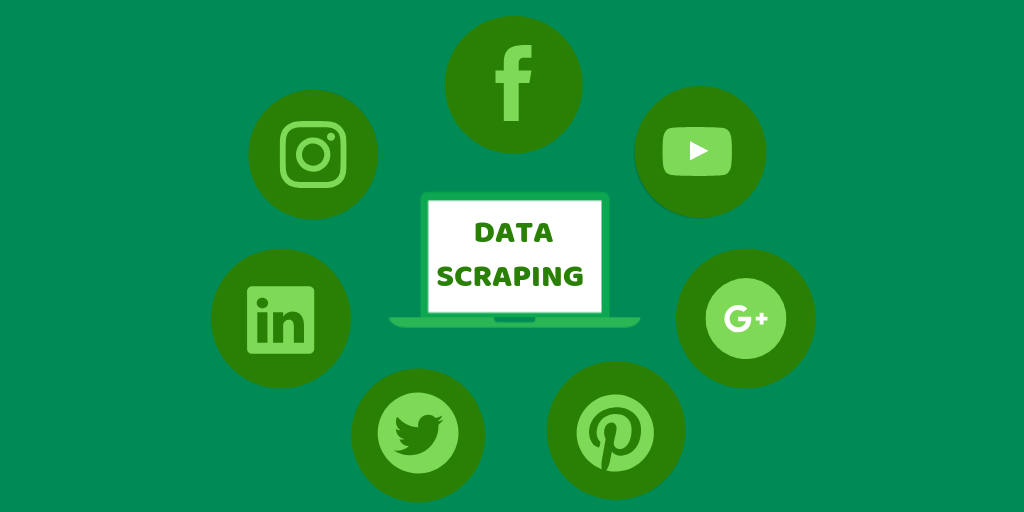 5 Compelling Social Media Scraping Tools Available On The Web