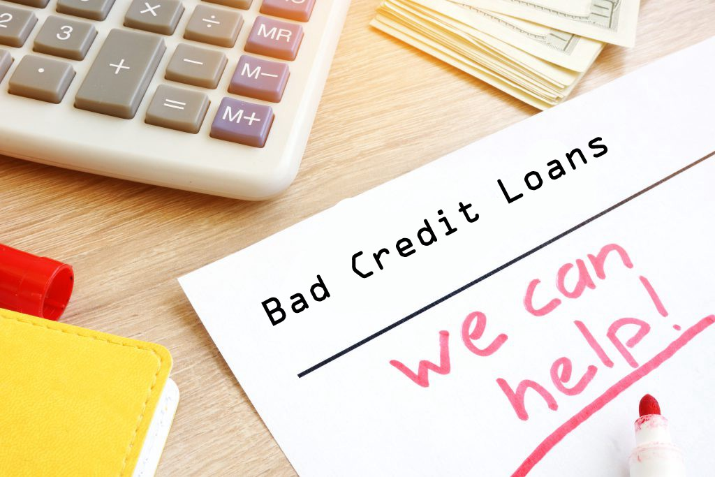 Loans For Really Bad Credit >> How Can You Expect Financial Well Being With Bad Credit Loans