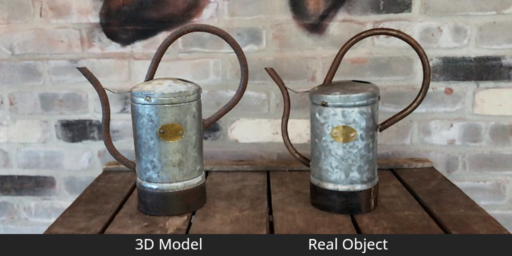 How We Turn Physical Products into Realistic 3D Models for AR