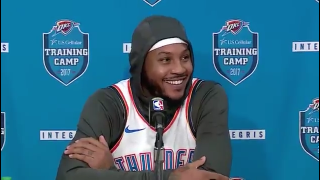 reputable site 0a952 2dd5f Our Lord & Savior Hoodie Melo - The Has Been Sports Blog ...