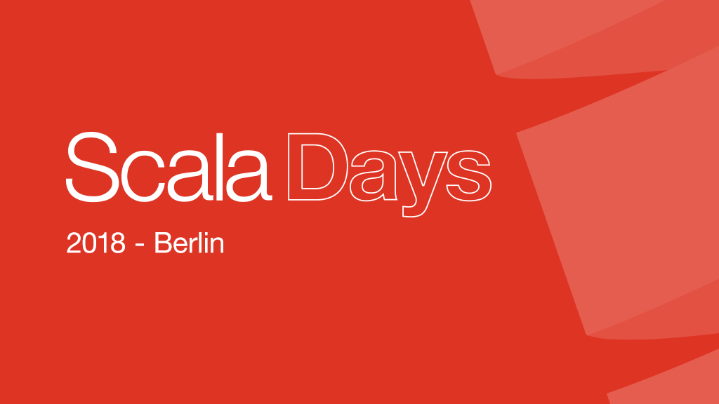ScalaDays 2018 Berlin Takeaways - commercetools tech