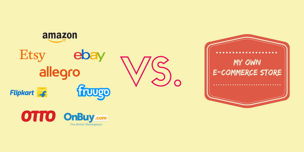 Profit Generation Marketplaces Vs Own E Commerce Website By Prisync The Startup Medium
