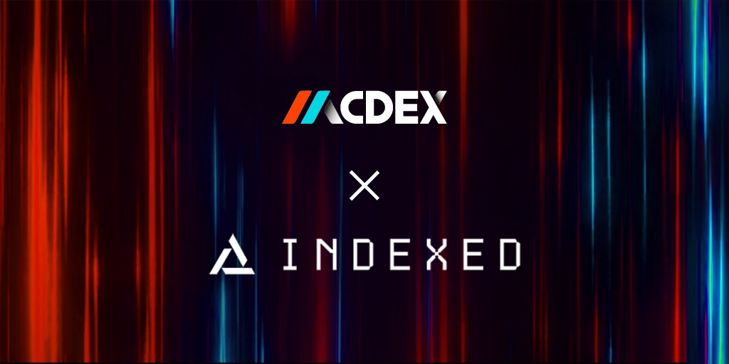 MCDEX Announces Strategic Partnership with INDEXED Finance to Diversify the Mutual Ecosystem