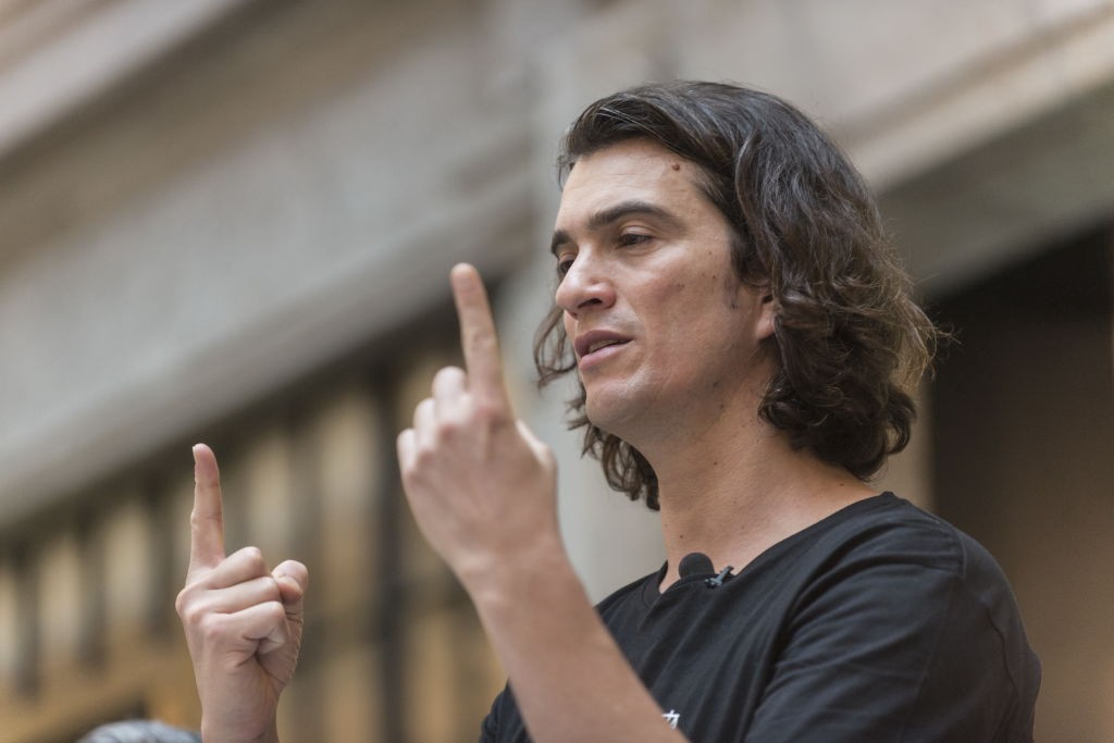 WeWork and the Charismatic Implosion That Led to Epic Failure