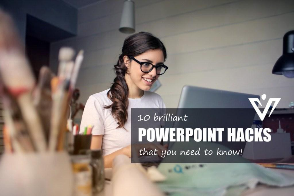 10 Brilliant Powerpoint Hacks That You Need To Know By Vivek Vijayan Fast Career Medium