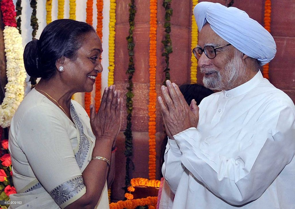 Like Manmohan, Meira Kumar Yet Another Scapegoat of Congress