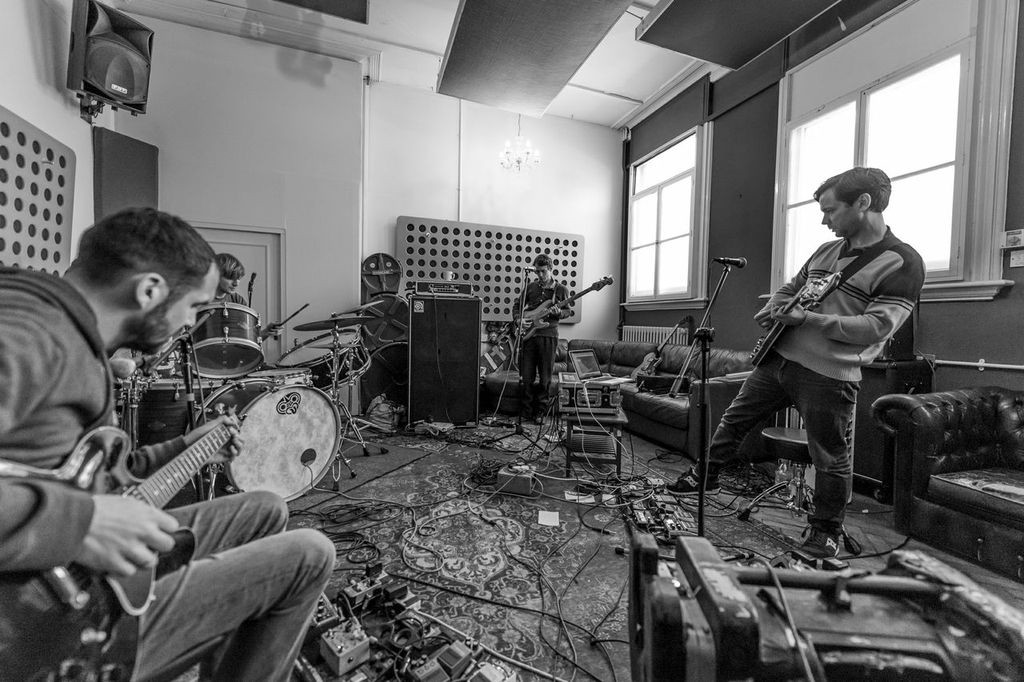 How To Effectively Set Up For A Band Rehearsal By James Stringfellow Brighton Electric Digest Medium