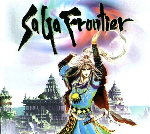 Cover of SaGa Frontier for Playstation
