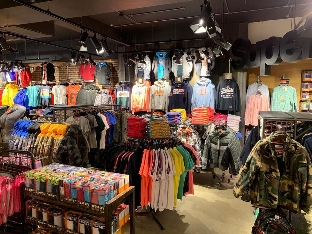 Wait, you actually like Superdry? Surely not… | by Tom Castle | Writing in  the Media | Medium