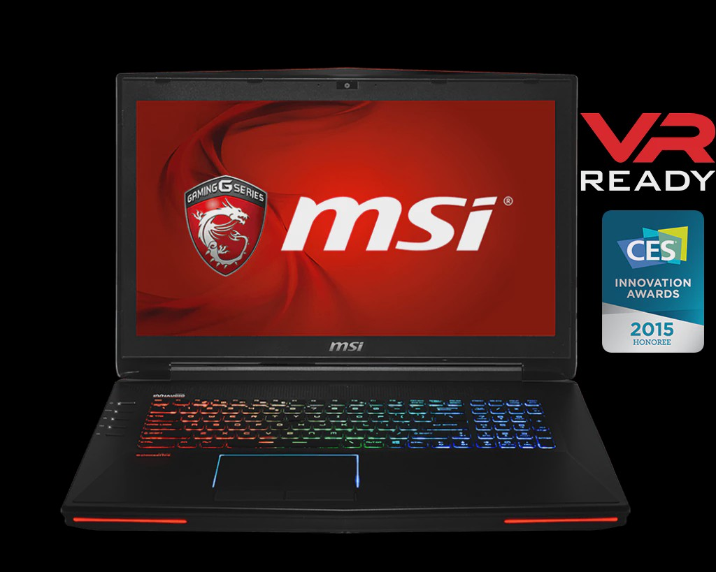MSI GT72 and GT80 come with Thunderbolt 3 ports - Laptop