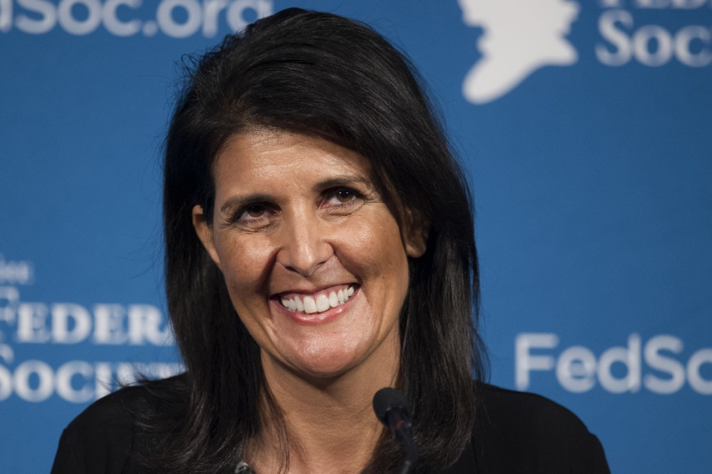 Gov. Nikki Haley's UN appointment is even more reason to worry about the climate