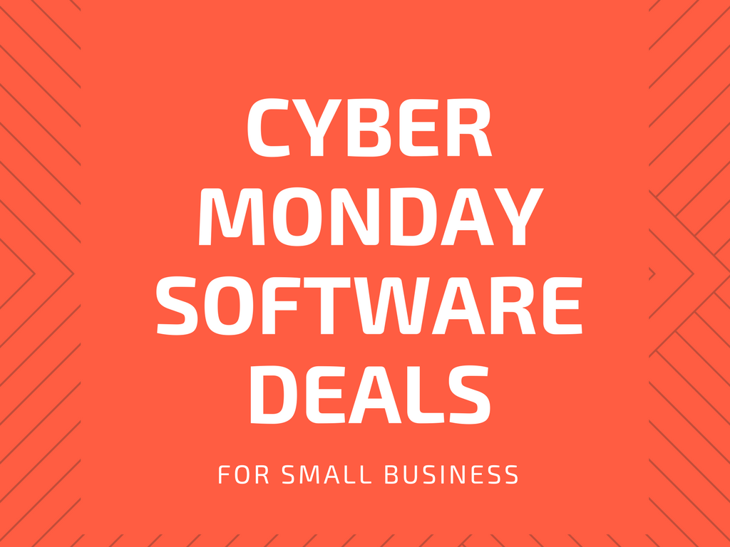 2017 Cyber Monday Deals For Small Business By Actitime Medium