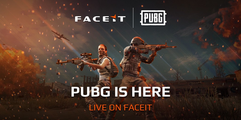 Pubg Is Here Drop In And Win Em Chicken Dinners Faceit