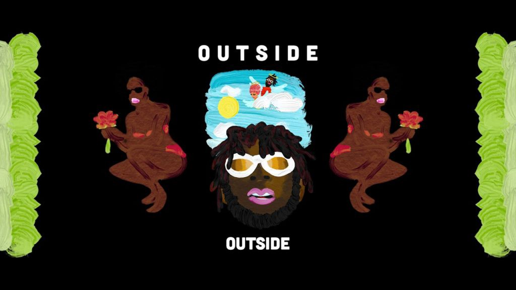 ALBUM REVIEW: 'OUTSIDE' — Burna Boy is a jerk, who is also a