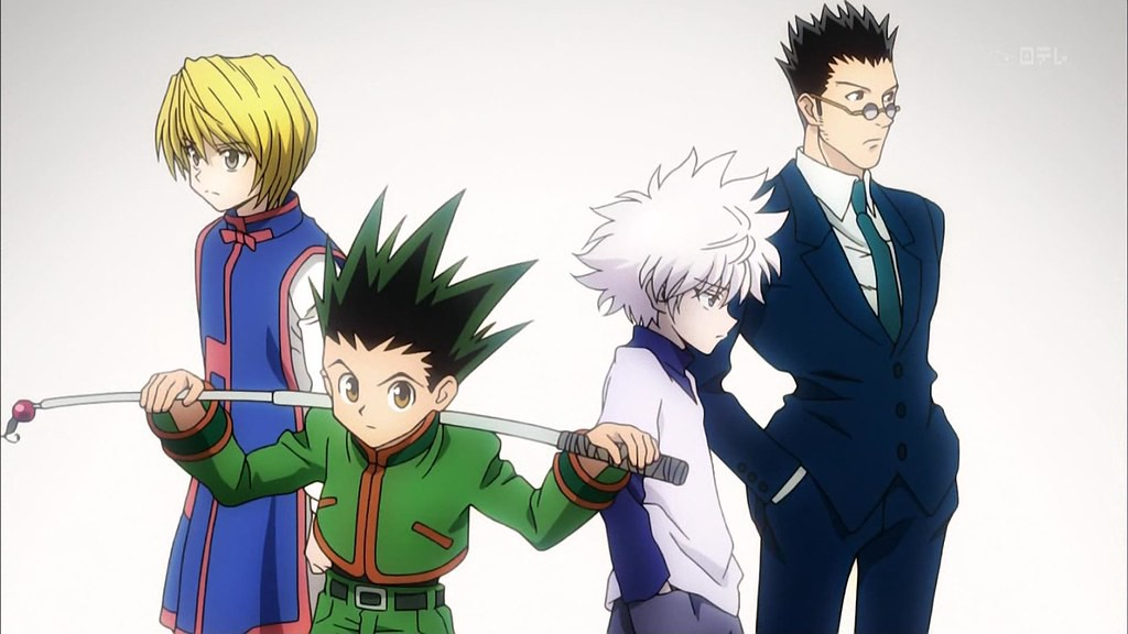 What Writers Can Learn From Hunter X Hunter Facets Of Fantasy
