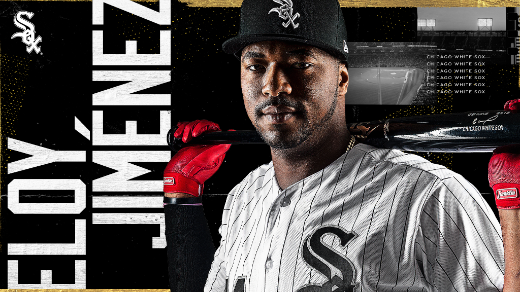 newest 793c5 29477 White Sox and Eloy Jiménez Agree to Terms on Six-Year ...