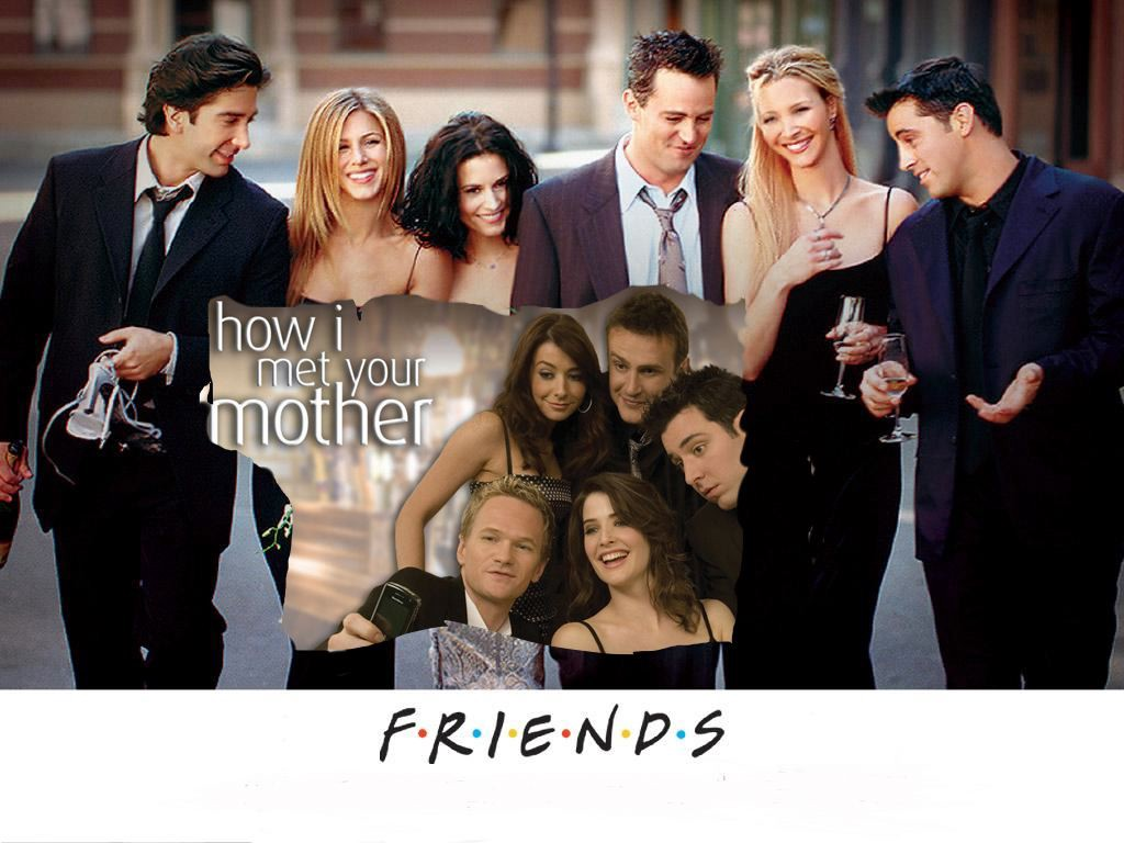 Friends Vs How I Met Your Mother Why I Choose Friends
