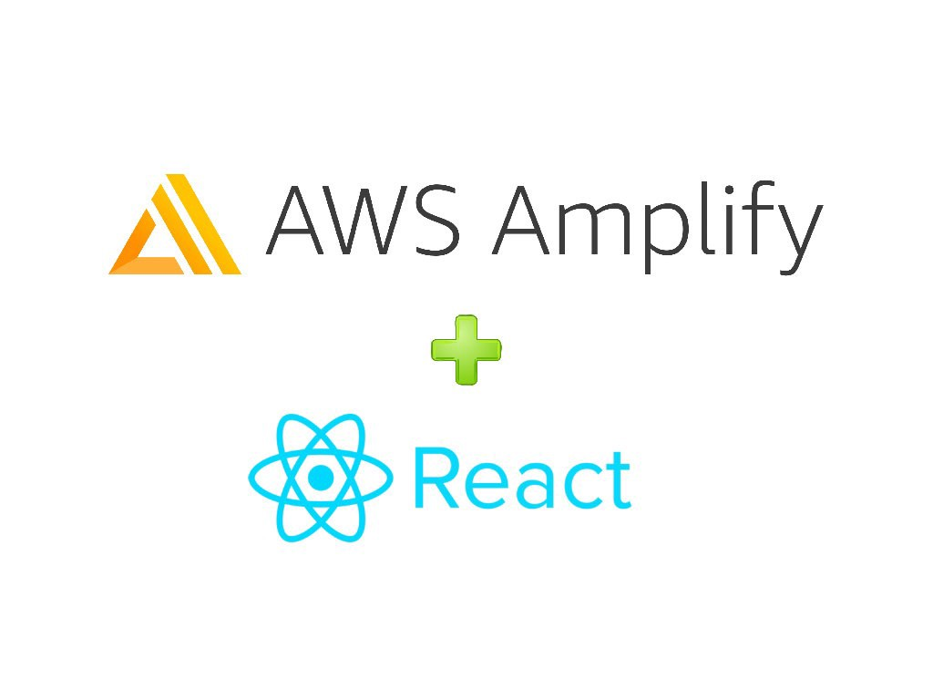 Authentication with AWS Amplify & React