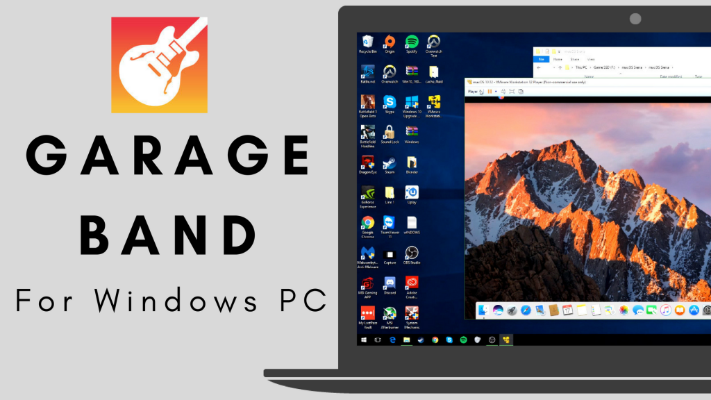 Install GarageBand on Windows 10/8 1/7 using Bluestacks