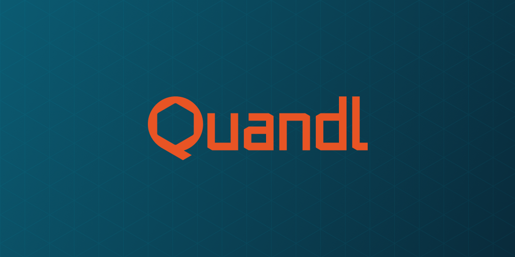 Quandl: Getting End of Day Stock Data with Python - PyBiz