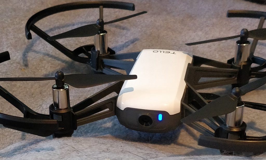 DJI/Ryze Tello Drone Gets Reverse-Engineered - Sander