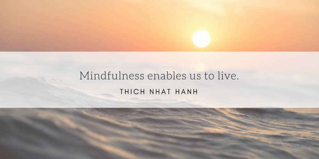 Mental Health The Miracle Of Mindfulness Mel Lee Smith Medium