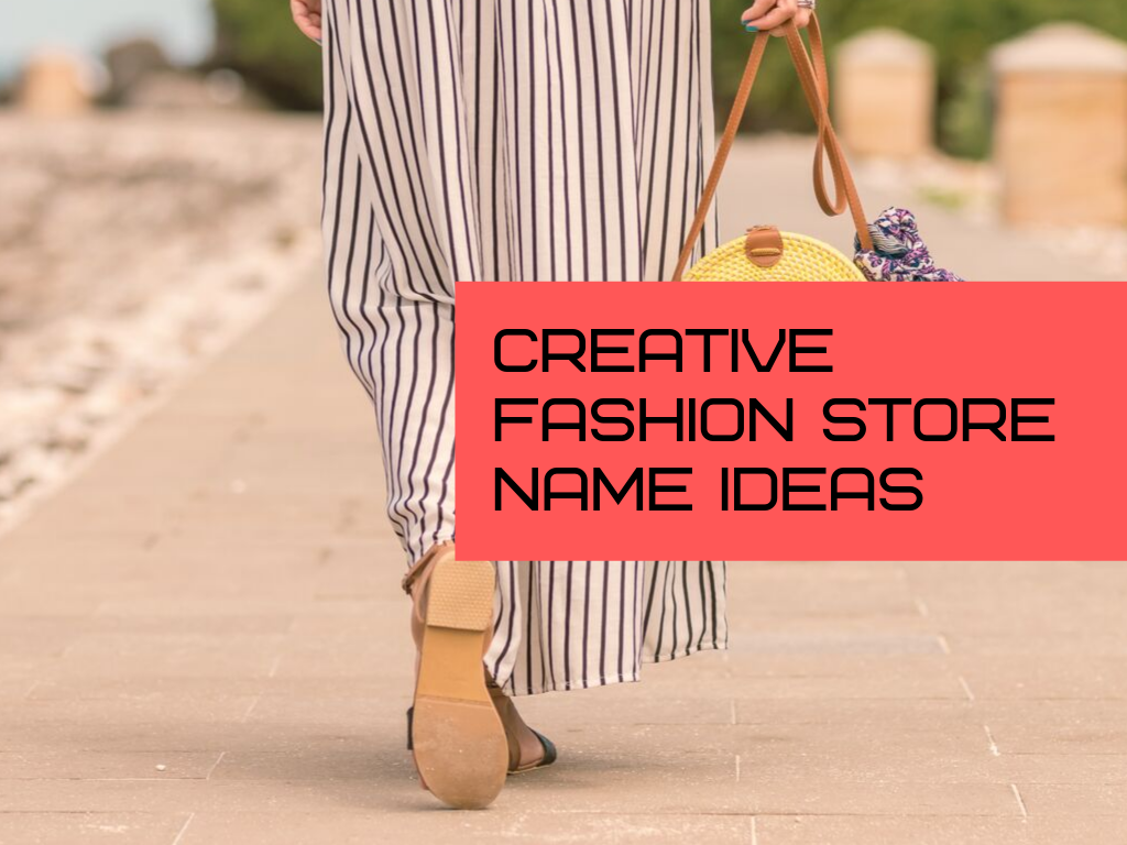 200 Creative Fashion Clothing Shop Names Ideas By Rahul Panchal Medium