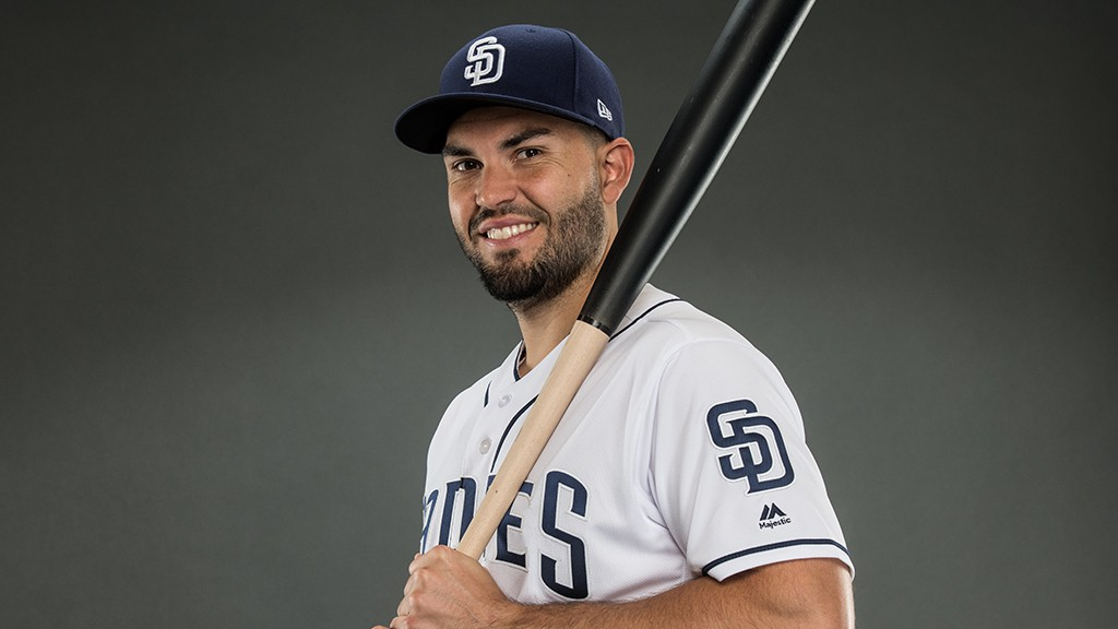 buy online 4f2d4 ea40f Hosmer Makes the Padres Better in a Number of Ways - FriarWire