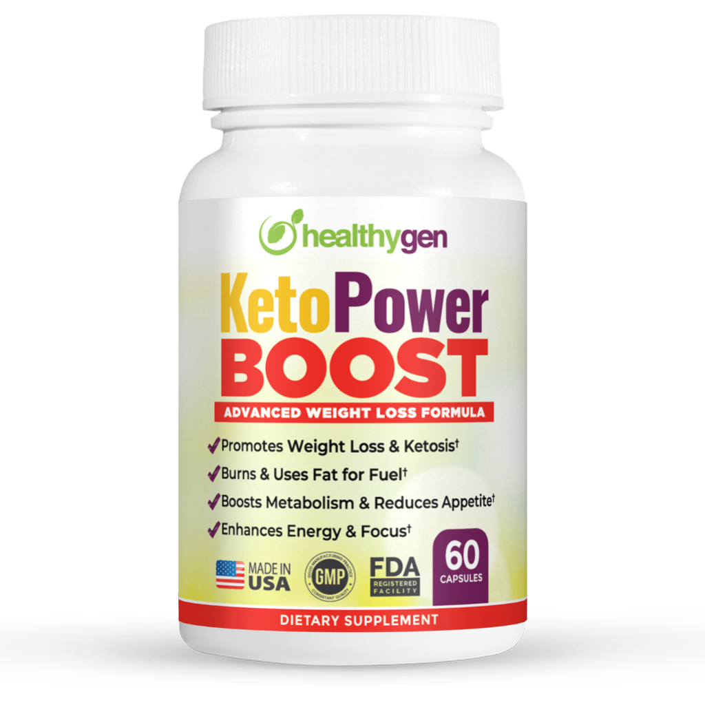 Keto Power Boost | Keto Power Boost Diet | Fake Or Scam? | by ...