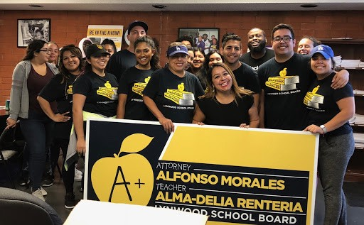 Alma-Delia Renteria: Why I'm Running for Re-Election