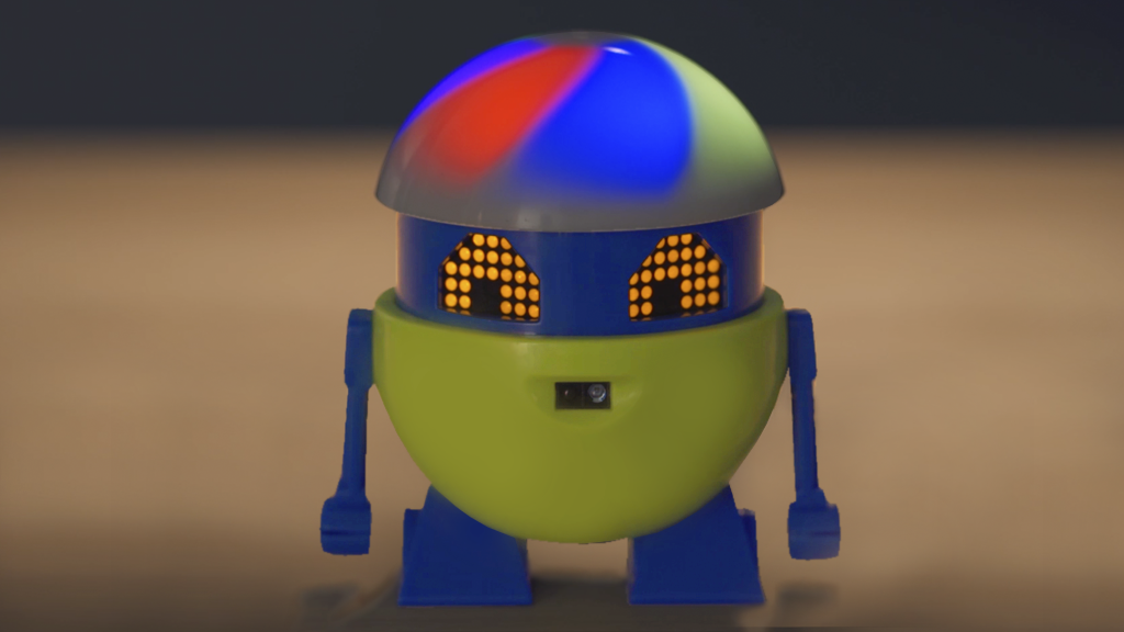 My Loopy Robot Entertains and Educates - Hackster Blog