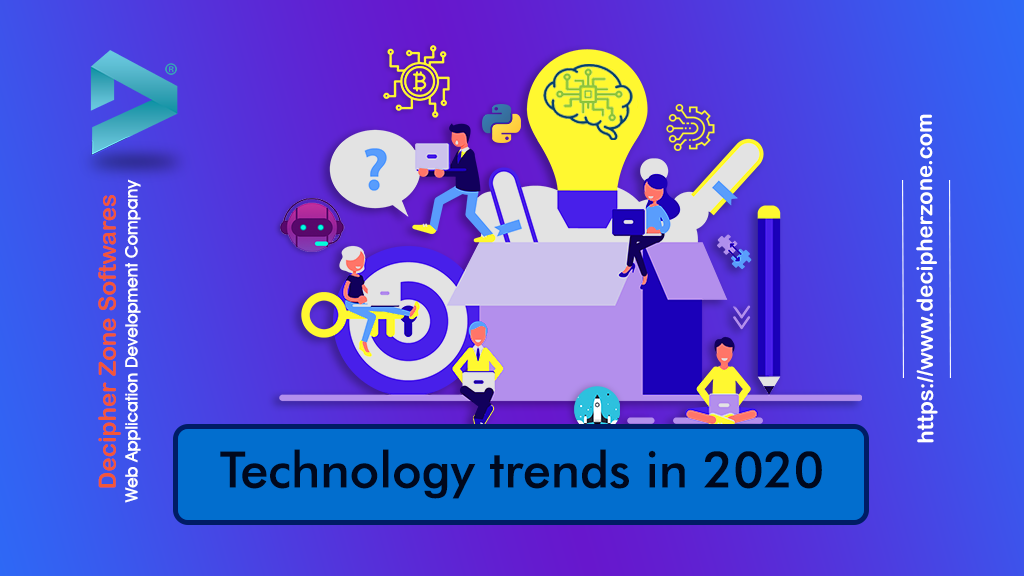 Technology trends are changing the aspect of future