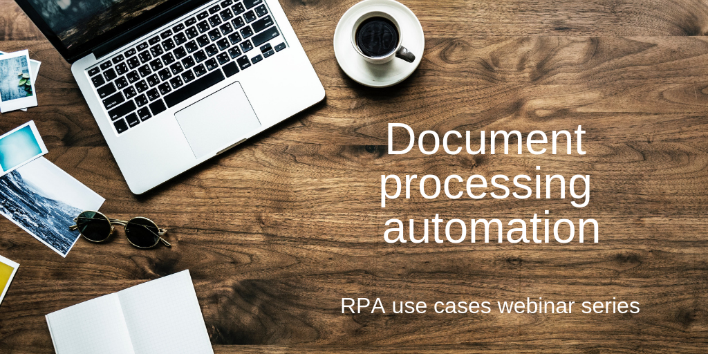 Automated document indexing in insurance - Programmable