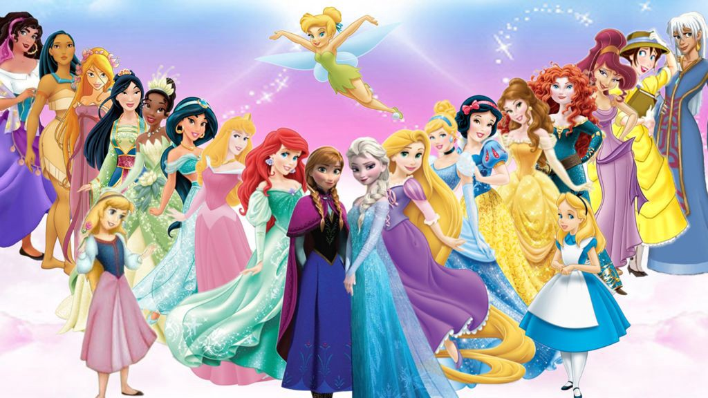 Disney Princess Movie Gender Roles And Stereotypes By Alisha