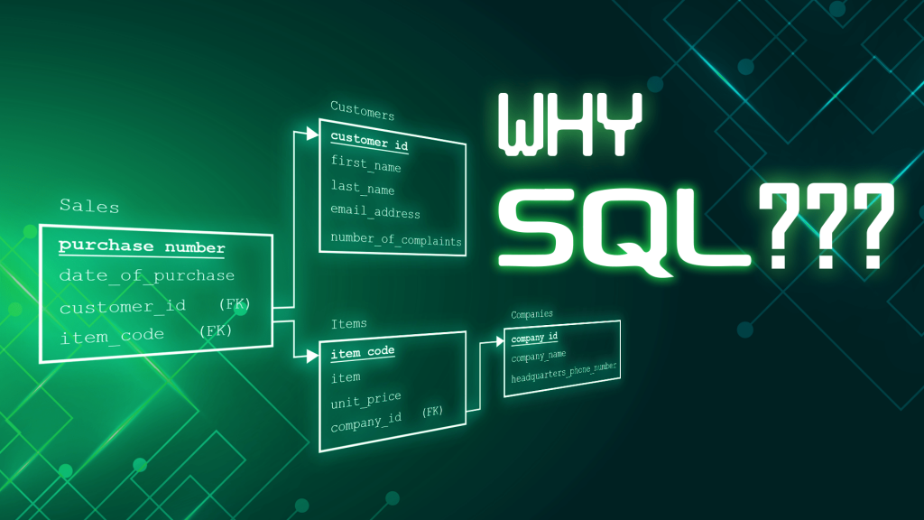Why You Should Learn SQL - 365 Data Science - Medium
