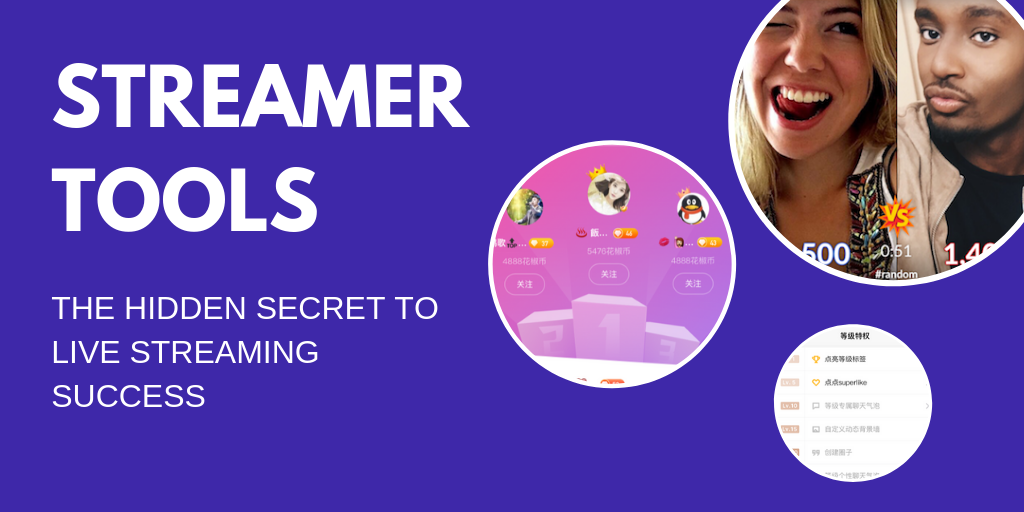 Streamer Tools: The Hidden Secret to Live Streaming Success